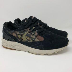 Men's ASICS Gel Kayano Camo Running Shoes Sz 8